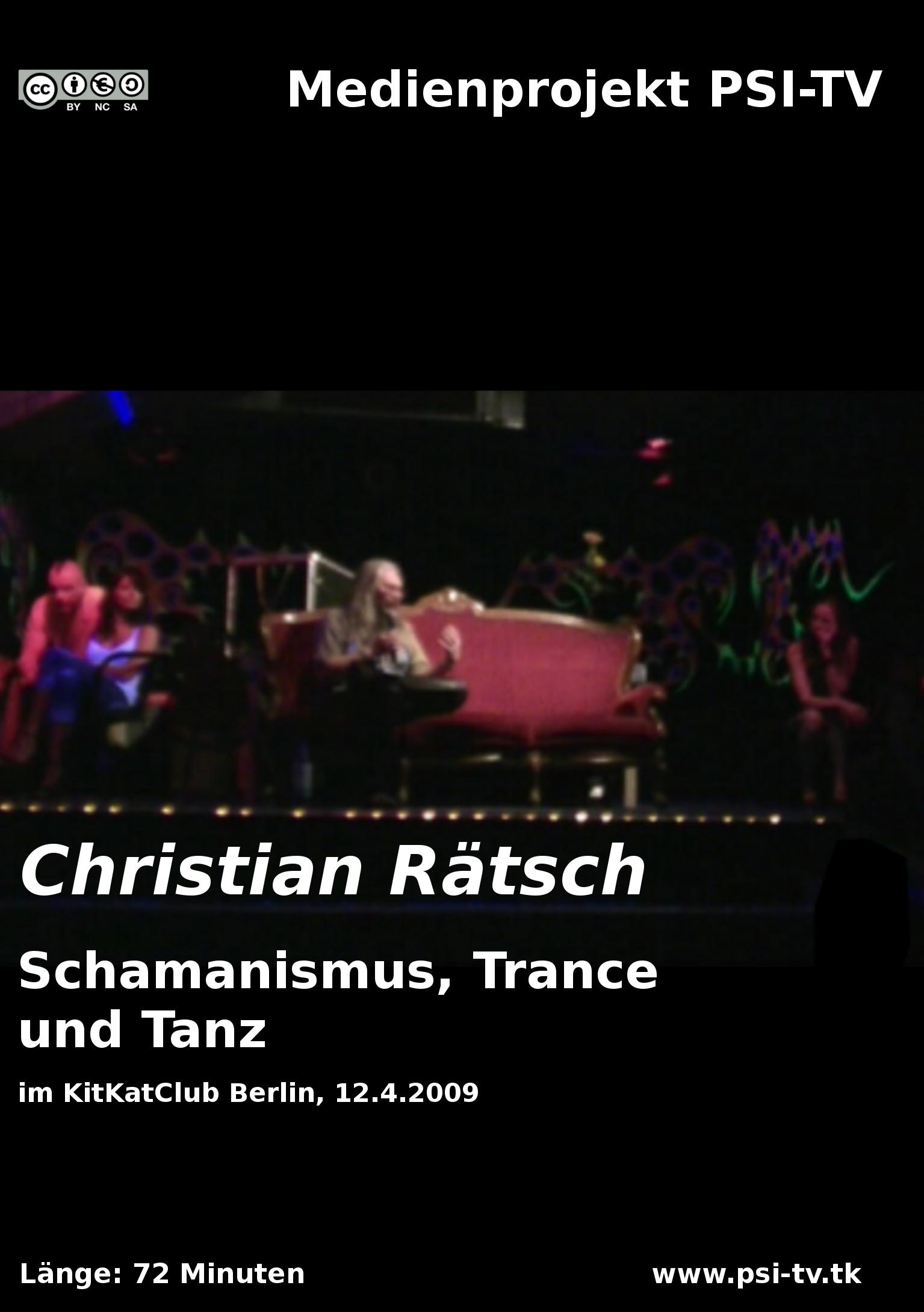 Cover für das Video Schamanismus, Trance und Tanz