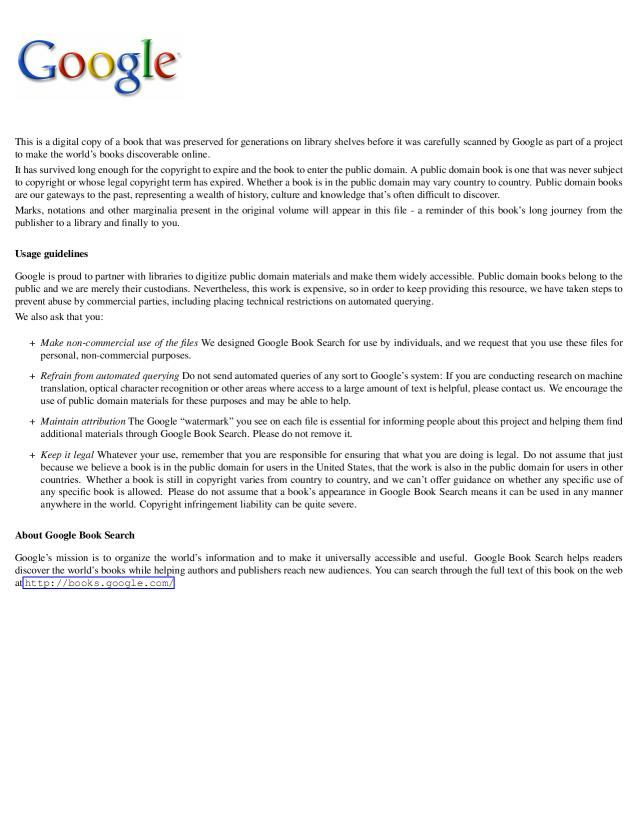Jean-Dominique Cassini - Mémoires pour servir à l'histoire des science et à celle de l'Observatoire royal de Paris ...