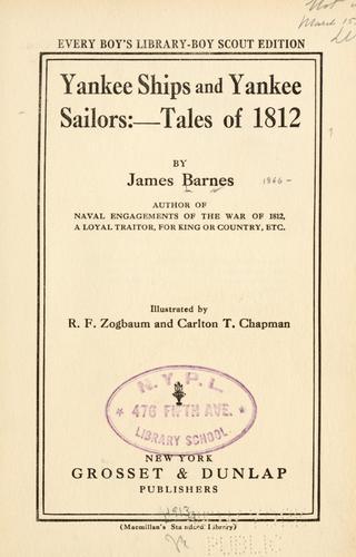 Download Yankee ships and Yankee sailors