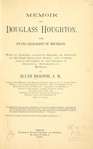 Download Memoir of Douglass Houghton
