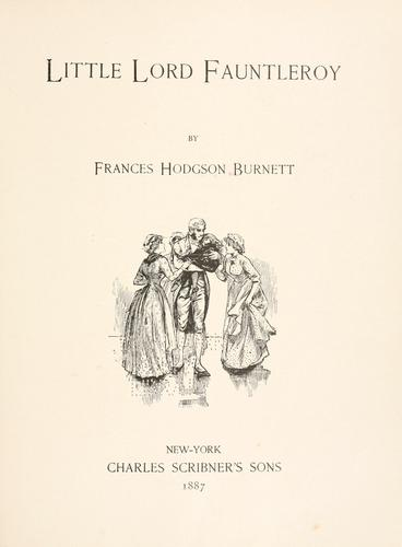 Download Little Lord Fauntleroy