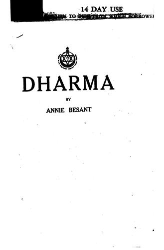 Download Dharma
