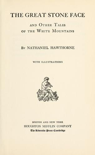 Download The Great stone face and other tales of the White mountains