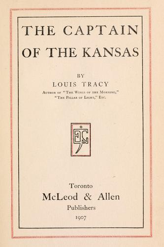 Download The captain of the Kansas.