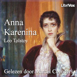 Anna Karenina(4461) by Leo Tolstoy audiobook cover art image on Bookamo