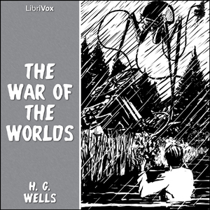 War of the Worlds(436) by H. G. Wells audiobook cover art image on Bookamo
