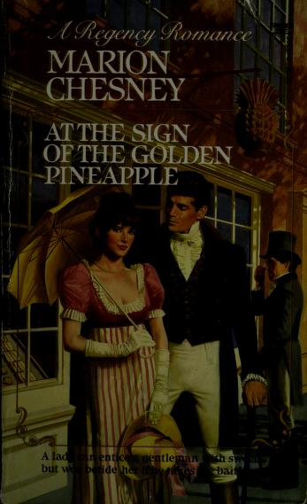 Cover of: At the Sign of the Golden Pineapple | Marion Chesney