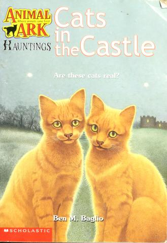 Cover of: Cats in the castle | Jean Little