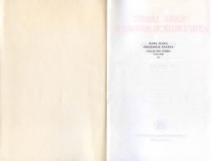 Cover of: Karl Marx, Frederick Engels: Collected Works : Karl Marx, 1857-61 (Karl Marx, Frederick Engels: Collected Works)