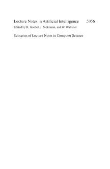 Computational logic in multi-agent systems by CLIMA (Conference) (8th 2007 Porto, Portugal)