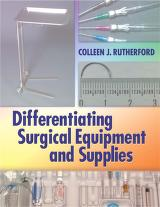 Cover of: Differentiating surgical equipment and supplies