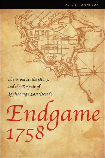 Endgame 1758 by A. J. B. Johnston