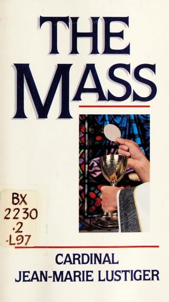 The Mass by Jean-Marie Lustiger