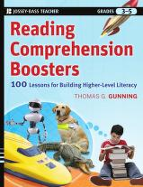 Cover of: Reading comprehension boosters