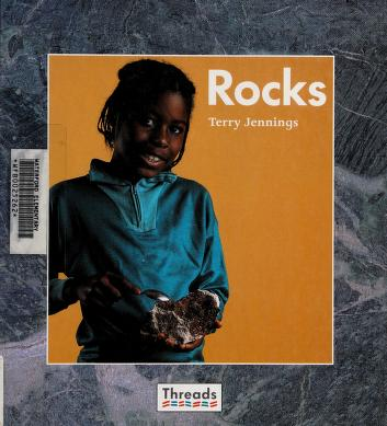 Cover of: Rocks | Terry Jennings