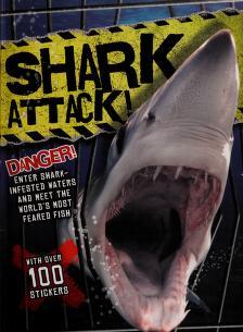 Cover of: Shark attack! | Camilla De la Bedoyere