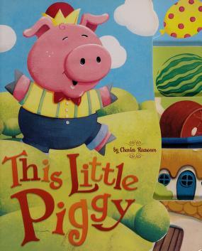 Cover of: This little piggy | Charles Reasoner