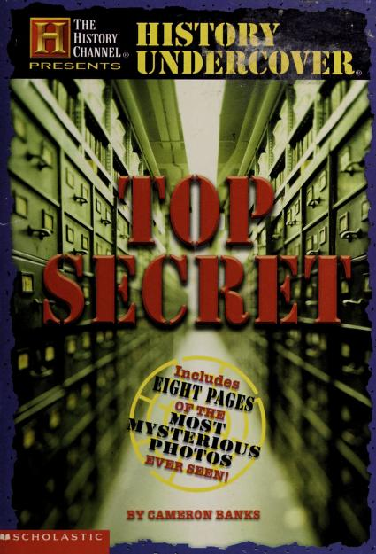 Top secret by Cameron Banks